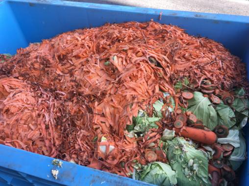 くず 肥料 野菜 プランターでの簡単な生ゴミ堆肥作り